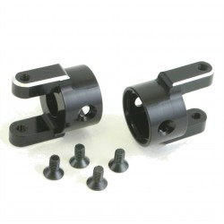 Black Aluminum C-Hub Creeper