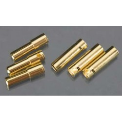 M0001 4mm Bullet Connector 16g/13g 75a (3)