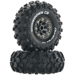 Showdown CR C3 Mounted 2.2 Crawler Black Chrome (2)