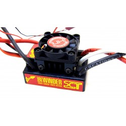 Cooling Fan for the Castle Sidewinder and Axial AE2 ESC