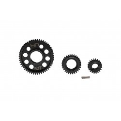 Hardened Steel Gear Set - Red Cat Gen 7