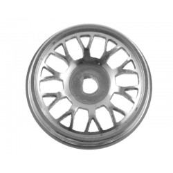Radio Shack XMODs 10 V Spoke Silver Aluminum Wheels (4)
