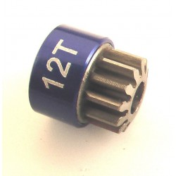 12T 48P Aluminum Pinion Gear 1/8 Bore