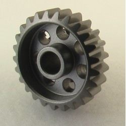 25T 48P Aluminum Pinion Gear 1/8 Bore