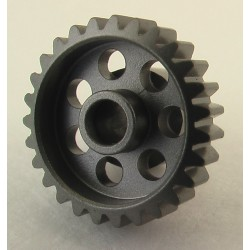 27T 48P Aluminum Pinion Gear 1/8 Bore