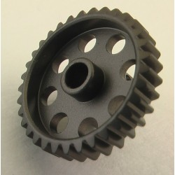 34T 48P Aluminum Pinion Gear 1/8 Bore