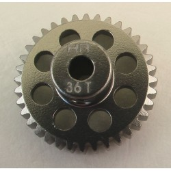 36T 48P Aluminum Pinion Gear 1/8 Bore