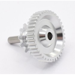 Main Gear and drive sprocket Silver