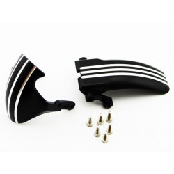 Hot Racing Aluminum Front Fender and Tail Fairing Set. [HOR7701]