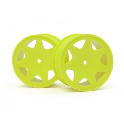 Ultra 7 Wheels Yellow 30mm Brama 10b RTR (2)
