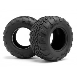 GT2 Tires D Compound 2.2 inch /109x57mm (2)
