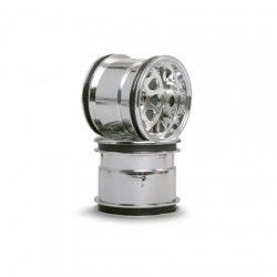 Classic King Wheel Chrome 2.2 inch (2)