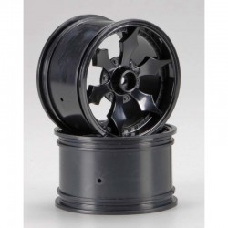 Spike Monster Wheels Black 83x56mm (2)