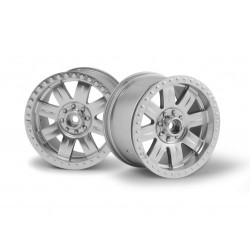 Ringz Wheel Matte chrome 83x56mm (2)