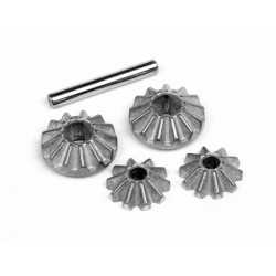 Bevel Gear Set 13/10t