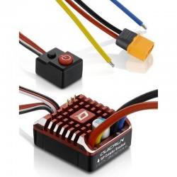 Quicrun WP1080 Waterproof Rock Crawler Brushed Esc (2-3s)
