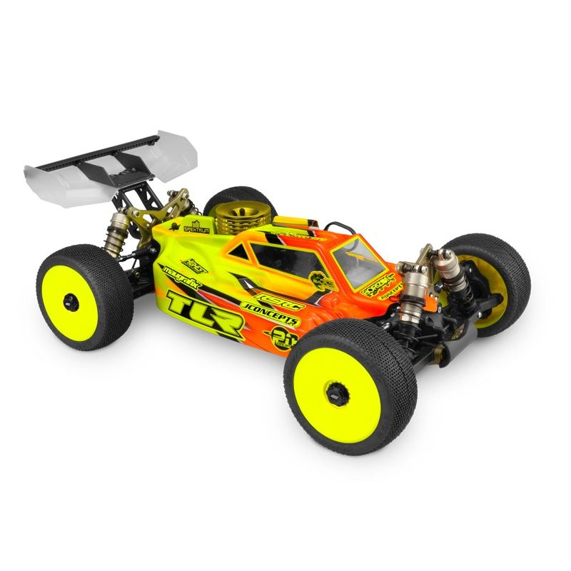 JConcepts S2 TLR 8ight 4.0 Body [0331]