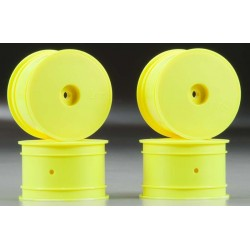 Mono TLR 22 Rear Wheels Yellow TLR 22 (4)