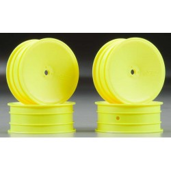Mono B4.1/RB5 12mm Front Wheel Yellow (4)