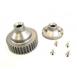 Alum. 38t Gear Differential: Jato