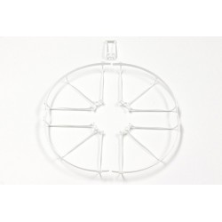 Kyosho Propeller Guard & Wing Stay Set(White) [DR004W]