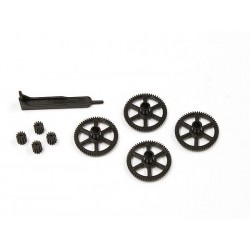Pinion Gear & Spur Gear Set for Drone Racer