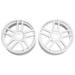 White Nylon Wheels Inferno GT