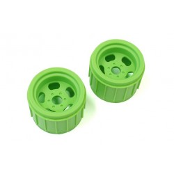 Wheel (F Green/2 pieces/Mad Crusher)