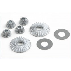 Differential Bevel Gear Set