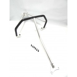 Silver Aluminum Inner Roll Cage Lcg Sl Rally