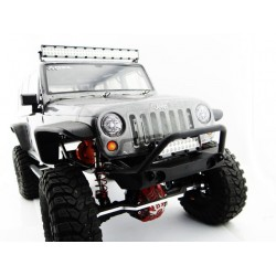 6 Inch 66 Bright White Led Light Bar with Plug
