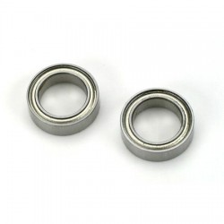 Steel Shield ball bearing 8 x 12 x 3.5