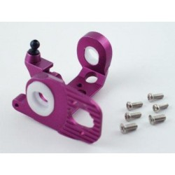 HPI Micro RS4 Purple Adjustable Aluminum Motor Mount