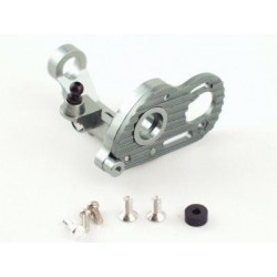 HPI Micro RS4 Metal Gray Motor Mount