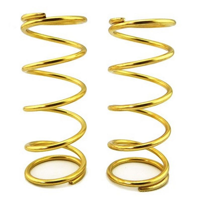 Hot Racing Gold Firm Shock Springs [NRO6506]