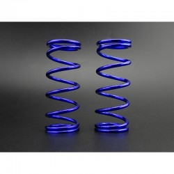 Per Load Shock spring Blue Nero