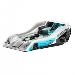 R19 Light Weight Clear Body 1/8 On-Road