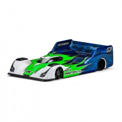 1/12 BMR-12 PRO LightWeight Clear Body On-Road