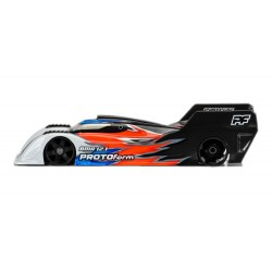 BMR-12.1 Regular Weight Clear Body 1/12 On-Road