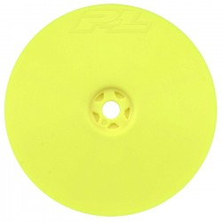 Velocity 2.2 4WD Front Yellow Wheel 2 :XB4