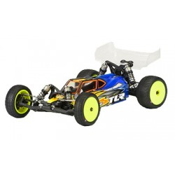 Elite Light Weight Clear Body : TLR 22 4.0
