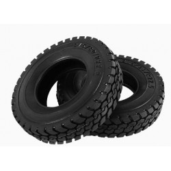 RC4WD King of the Road 1.7 inch 1/14 Semi Truck Tires (2)