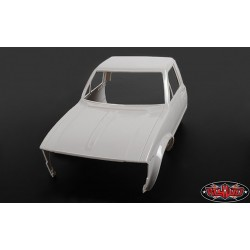 RC4WD RC4WD Mojave II Front Cab (Primer Gray) [Z-B0070]