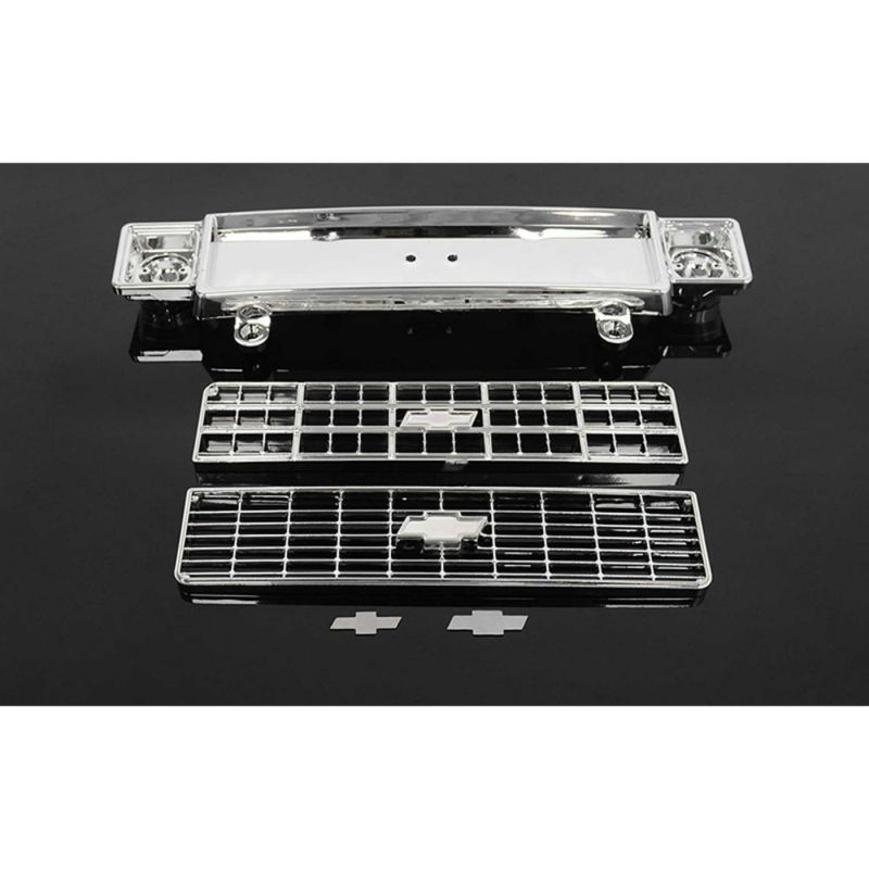 Chevy Blazer Chrome Front Grill w/Optional Inserts