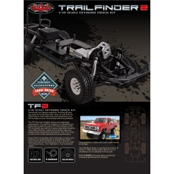 RC4WD 1/10 Trail Finder 2 4WD Kit