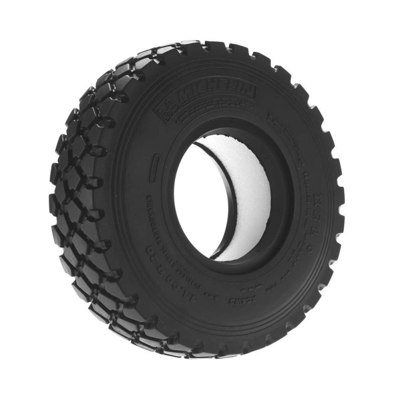 RC4WD Michelin X Force XZL +14.00 R20 Sngl 1.9 Tires