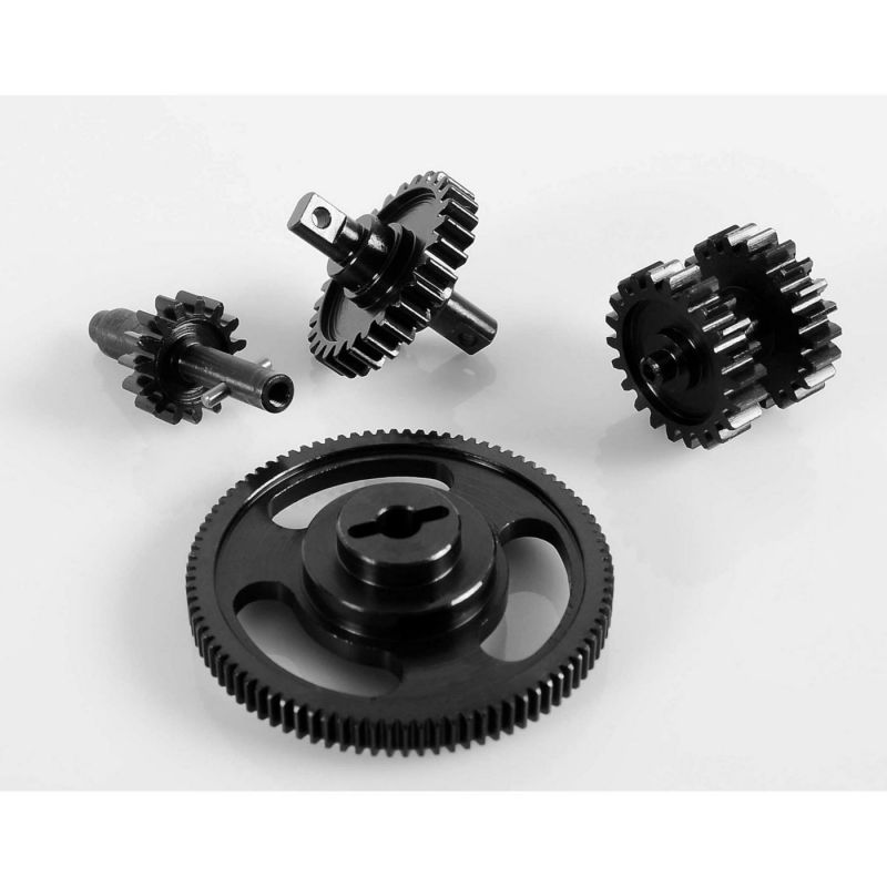 RC4WD Hardened Steel Transmission Gears Wheelsy