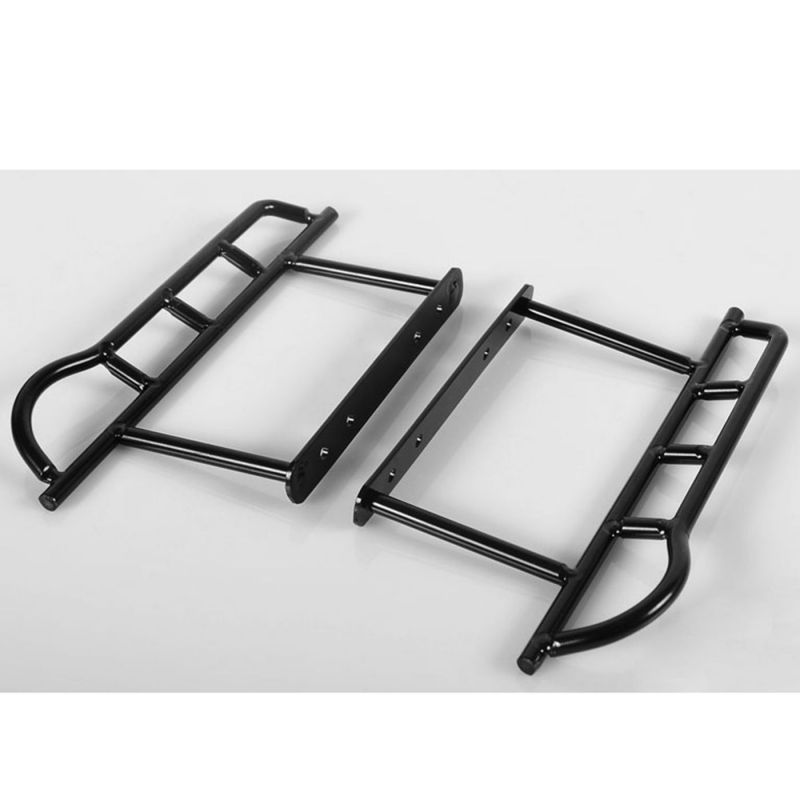 RC4WD Tough Armor Side Steel Sliders Axial SCX10