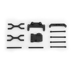 RC4WD XL Blade Snow Plow Mounting Kit Revo/Summit