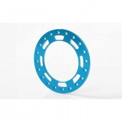 Replacement Beadlock Ring Blue :TRO 1.7 Wheel